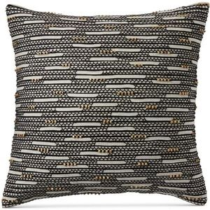 Hotel Collection Global Stripe Decorative Pillow